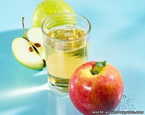 клизма с яблочным уксусом от паразитов